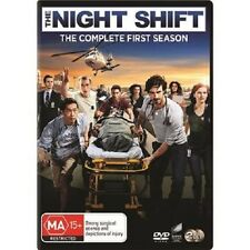 THE NIGHT SHIFT  - COMPLETE SEASON 1 -  DVD - UK Compatible - New & sealed