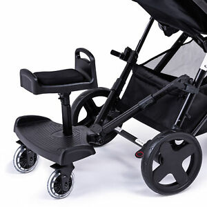 Ride On Buggy Board with Saddle For Inglesina