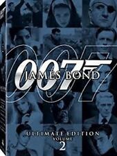 James Bond Ultimate Edition - Vol. 2 (DVD, 2006, 10-Disc Set, Canadian)