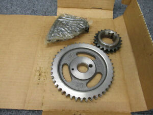 1980s Ford Mercury Ford Truck Bronco Econoline Engine Timing Chain Sprocket Set