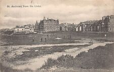 More details for st andrews from the links golfers golf golfing early postcard c1906