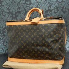 Rise-on  LOUIS VUITTON MONOGRAM CRUISER BAG 45 Travel Bag Boston Bag #7