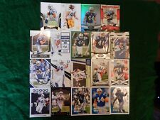 LOT OF NINETEEN (19) ALL DIFFERENT *DALLAS CLARK* NFL CARDS