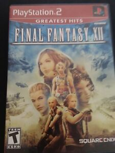 final fantasy xii Greatest hits