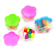 12 Pcs Newly Kids Play Dough Doh Clay Modeling Cutter Tool Toy Craft Toys Set