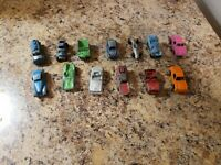 Large Group Of Vintage old Tootsietoy Cars - thirteen 13