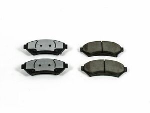 For 2000-2005 Buick LeSabre Disc Brake Pad and Hardware Kit Power Stop 79397ND