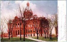 LA CROSSE, Wisconsin  WI     La Cross County COURT HOUSE  1907    Postcard