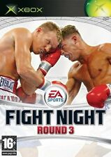 Microsoft Xbox Boxing 3+ Rated Video Games
