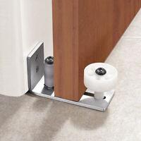 Floor Guide Sliding Barn Door Roller Adjustable Roller with 8 Setup Options