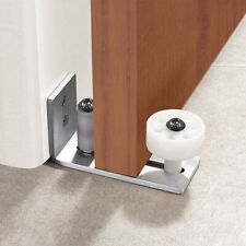 Floor Guide Sliding Barn Door Roller Adjustable Roller with 8 Setup Options