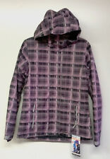 ROXY Womens  WILLOW Snow Jacket - Pink - Large - NWT -