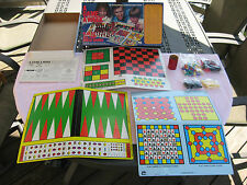 A Game A Week~Play 52 Games 1980 ARC Board Game Complete~Sealed Parts!