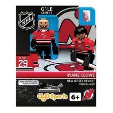 Ryane Clowe OYO New Jersey Devils Figure NHL HOCKEY G1