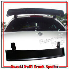 2005~2011 Painted For Suzuki Swift 2nd M Look Trunk Spoiler ZD11S ZC31S ABS