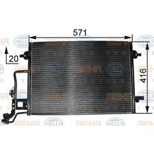 HELLA Kondensator, Klimaanlage 8FC 351 300-394