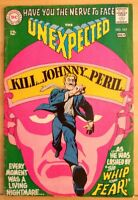 Tales of the UNEXPECTED #107 (1968 DC Comics) ~ LOW GRADE Book