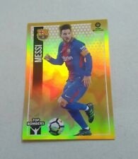 Leo Messi Sticker Ediciones Este liga 2018-19 Panini Barcelona top bombers cromo