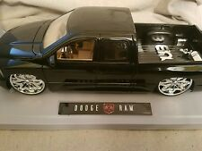 Jada Dub City Big Ballers 1/18 Scale Dodge Ram Diecast w/ 24's