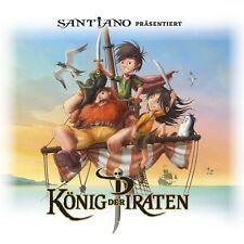 SANTIANO PRÄSENTIERT - KÖNIG DER PIRATEN  2 CD NEU
