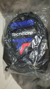 Tecnifibre Tour Endurance tennis Backpack Black