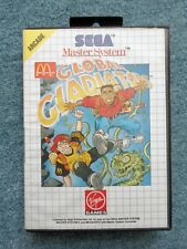 Sega Master System McDONALDS GLOBAL GLADIATORS Virgin Games Video Game