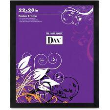 "DAX Poster Frame 22""x28"" Black 286322X"