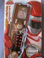 DX Boukenger Bouken accellular phone AAA battery operated