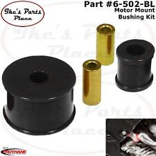Prothane 6-502-BL Front Lower Motor Mount Kit for 00-06 Ford Focus 2.0L/4cyl