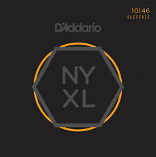 D'addario NYXL Electric Guitar Strings 10-46