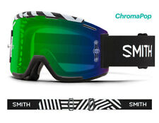 Smith Squad MTB Goggles Squall - ChromoPop Everyday Green Mirror Lens
