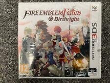 Fire Emblem Fates Birthright - Nintendo 3DS Brand New & Factory Sealed UK