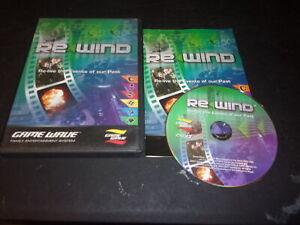 Game Wave Rewind