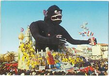 CARNEVALE DI VIAREGGIO - DAVIDE E GOLIA - CARRO (LUCCA) 1990