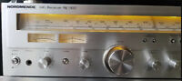 NORDMENDE HiFi Receiver RE1100 Stereo Amplifier VINTAGE