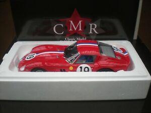CMR 12014 FERRARI 250 GTO LE MANS 1962 #19 1:12