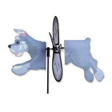 Schnauzer Garden Wind Spinners
