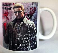 ALBERT WESKER QUOTES - Coffee MUG CUP - Resident Evil - Biohazard 2 3 4 5 6 7