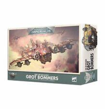 Games Workshop Warhammer Aeronautica Imperialis: /I Ork Air Waaagh! Grot Bommers