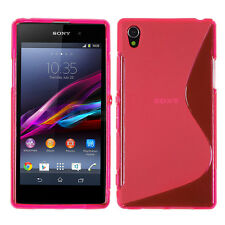 S-Line TPU Gel Soft Silicone Case High Quality for Series Sony Models