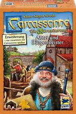 Hans im Glück Carcassonne 5. Erweiterung Abtei und Bürgermeister 48257