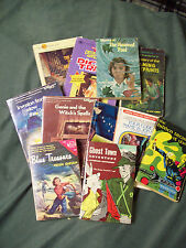 LOT of 11 MYSTERY FICTION PAPERBACKS FOR YOUNG PEOPLE