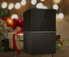 WD My Book Duo 4TB installed inside (enclosure-upgradable to 20TB) USB cheap !!!