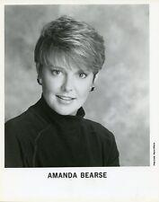 AMANDA BEARSE SMILING PORTRAIT MARRIED WITH CHILDREN ORIGINAL 1990 FOX TV PHOTO