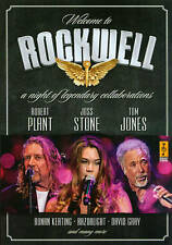 Welcome to Rockwell: A Night of Legendary Collabor DVD Region ALL