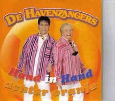 De Havenzangers- Hand in Hand achter Oranje cd single