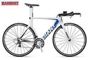 """Rennrad fahren macht glücklich! GIANT Trinity Composite 28"""" Triathlonrad"""
