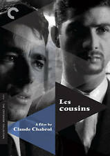 Les Cousins (DVD, 2011, Criterion Collection) NEW, SEALED! Claude Chabrol