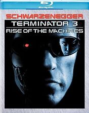 Terminator 3: Rise of the Machines (Blu-ray Disc, 2008) New