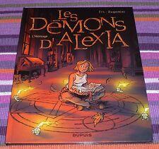 Ers -  Les démons d'Alexia 1 - Dupuis